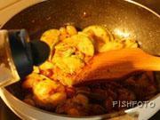 魚醬炒白果西葫蘆的做法圖解6