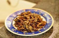 梅乾菜香菇蒸排骨的做法圖解6