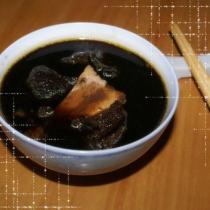 生熟地扇骨湯