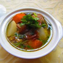 牛鞭壯陽湯