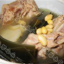 天麻骨頭湯