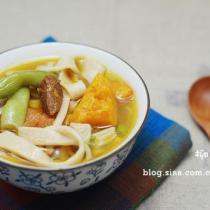 山西柳葉麵