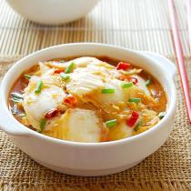 魚香白菜的做法