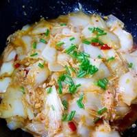 魚香白菜的做法圖解7