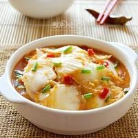 魚香白菜的做法圖解8