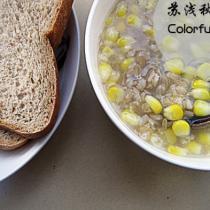 玉米燕麥粥