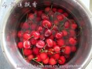 糖水櫻桃的做法圖解1