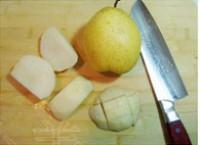 銀耳雪梨薏仁湯的做法圖解1