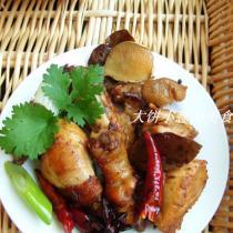 辣子炒雞的做法