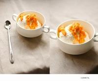 香草芒果冰淇淋的做法圖解8
