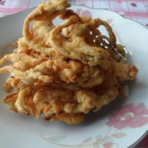 椒鹽脆皮香椿魚