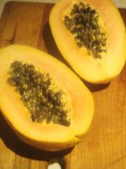 木瓜佈丁的做法圖解2