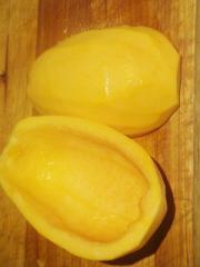 木瓜佈丁的做法圖解3