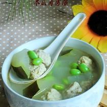 冬瓜肉圓湯
