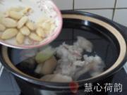 雙色杏仁豬蹄湯的做法圖解15