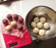 冰皮月餅的做法圖解3