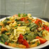 龍利魚燴義麵