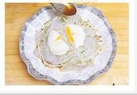 粉皮拌荷包蛋的做法圖解3
