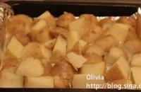 迷迭香烤土豆的做法圖解3