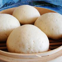 奶油小米饅頭