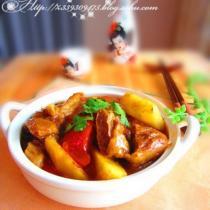 西紅柿土豆燉牛肉的做法