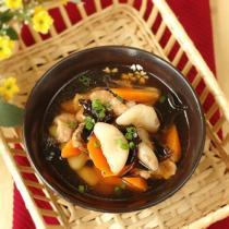 菱角瘦肉湯