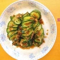 涼拌蓑衣黃瓜的做法