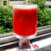冰鎮西瓜汁