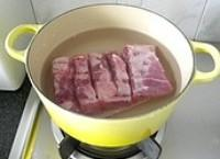 竹筍熇肉的做法圖解2