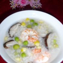 田園鮮蝦粥
