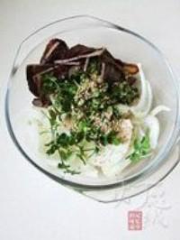 香辣洋蔥拌牛肉的做法圖解4